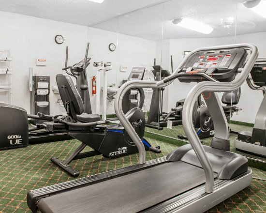 Quality Inn & Suites Indianapolis West - Brownsburg : Fitness center