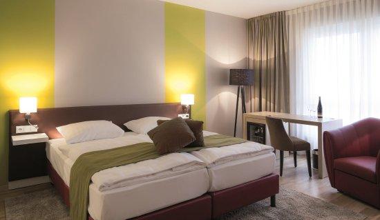 Alzey, Tyskland: Deluxe Double Room