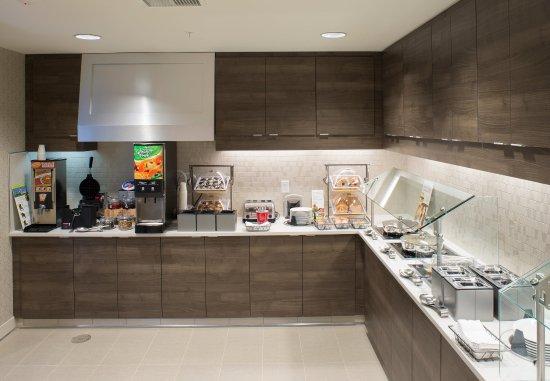 Clifton Park, Nowy Jork: Breakfast Buffet