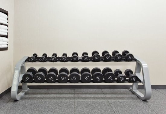 Phenix City, AL: Fitness Center – Free Weights