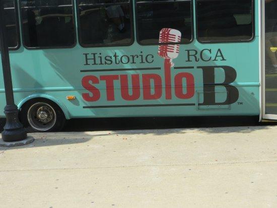 RCA Studio B: give us this tour!