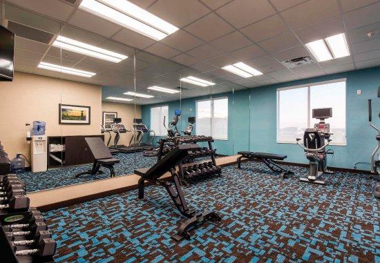 Leavenworth, Κάνσας: Fitness Center