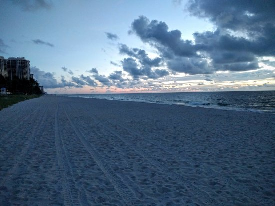 Fort Lauderdale Beach: Sonnenaufgang am Vista Park