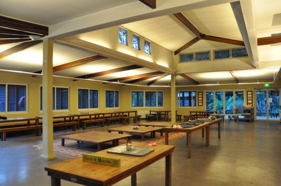 Mangrove Creek, Australia: Dining Hall