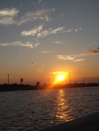 Aransas Pass, TX: Sunset