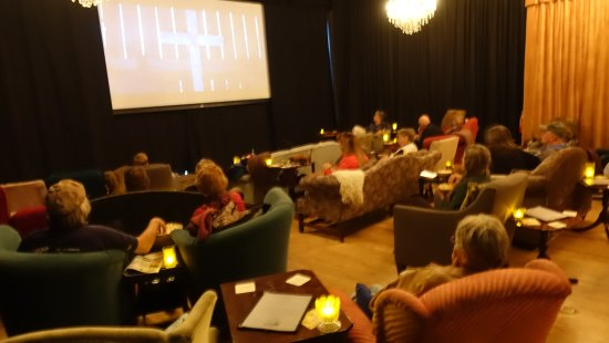 Port Townsend, WA: Take in a movie at The Starlight Room of the Rose Theatre
