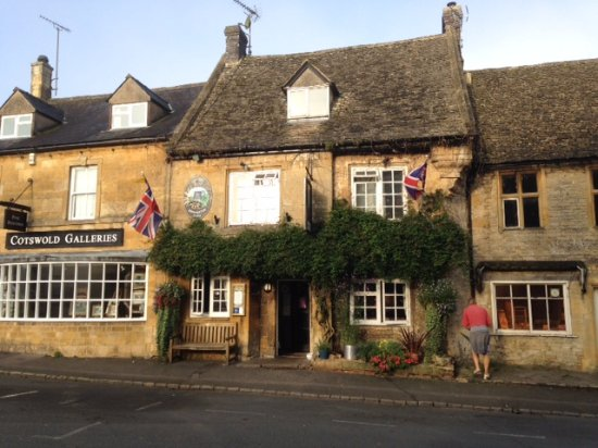 Stow-on-the-Wold, UK: Lovely pub, don't miss it if visiting Stow.