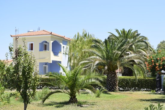 Skala Kallonis, Yunanistan: garden shine studios