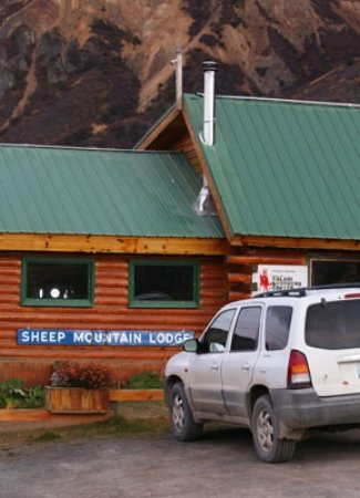 Sheep Mountain Lodge Photo