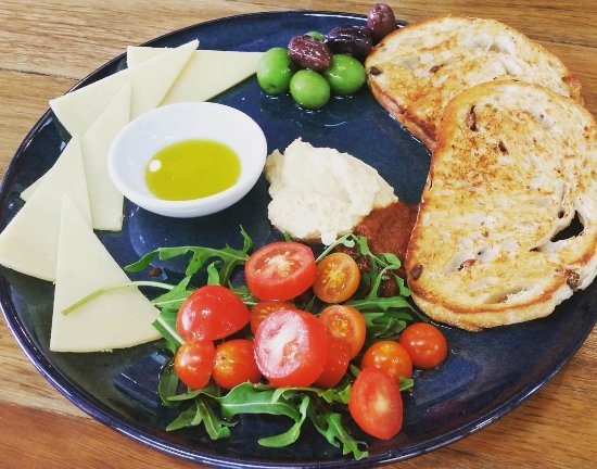 Lismore, Australien: The Pantry Platter