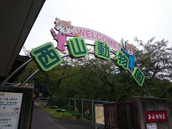 Sabae, Japón: 西山動物園