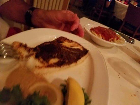 Alfe S Italian Seafood Restaurant Blackened Seab