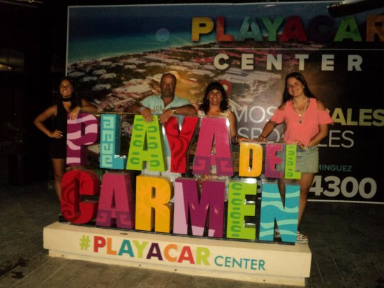 Playacar Center