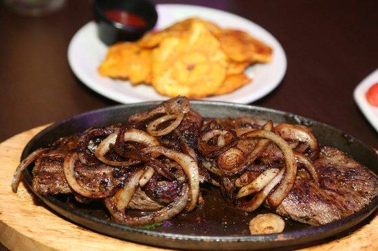 Provincie Chiriquí, Panama: 80 Grados Restaurante