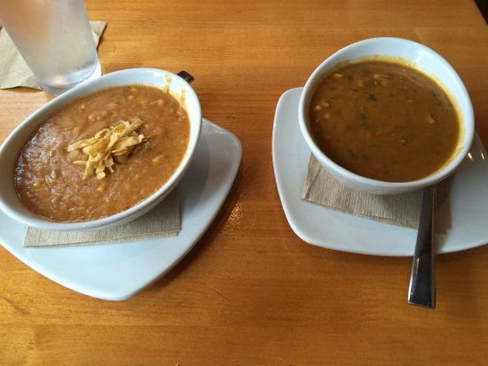 Brandon, FL: Two in a Bowl Soup
