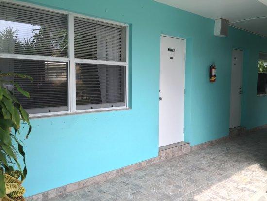 Lake Worth, Floride : White Horse Motel