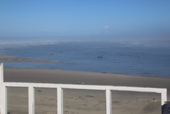 Waldport, OR: From our room