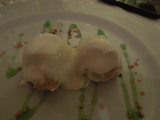 Cristina Hotel: Dessert