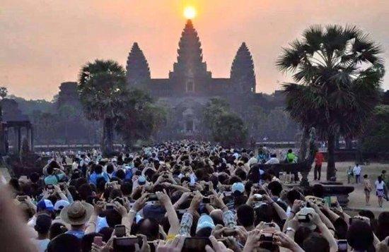 Siem Reap Province, Kamboja: Angkor Tuk Tuk Services
