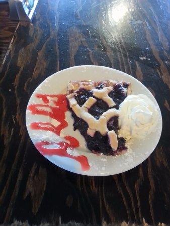 Wolfe Island, Canadá: Dessert