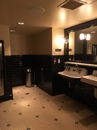 Cool Retro Bathrooms cool retro bathroomokay, you gotta go sometime - picture of the