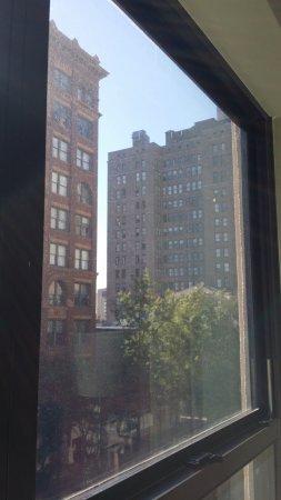 SpringHill Suites Memphis Downtown: Nice city view
