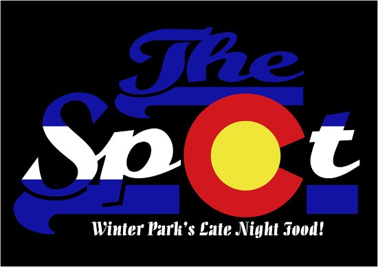 Winter Park, CO: one of our LOGOs!