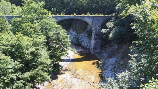 Kamishihoro-cho, Japonia: 第五音更川橋梁