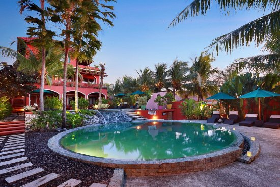 PinkCoco Bali : Swimming Pool