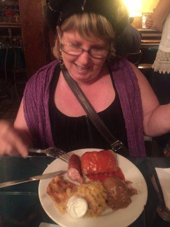 Hamtramck, ميتشجان: Polish sampler dish.