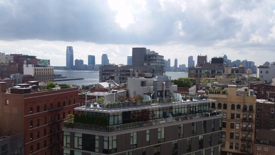 Great view from rooftop bar Picture of Arlo SoHo New York City