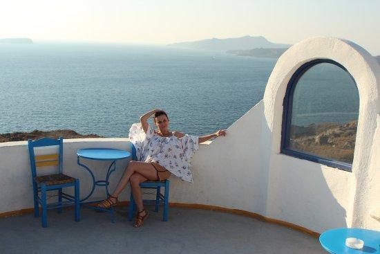 Karterádhos, Yunani: Santorini 2016