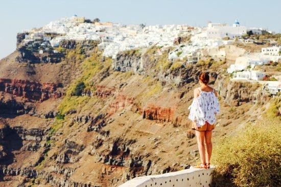 Karterádhos, Yunani: Amazing View