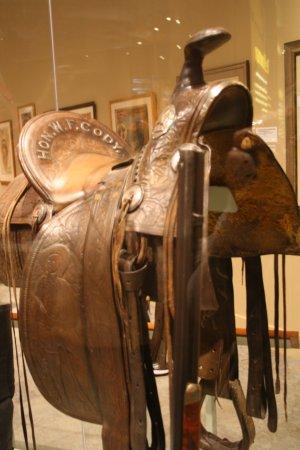Buffalo Bill Center of the West: Buffalo Bill museum #6
