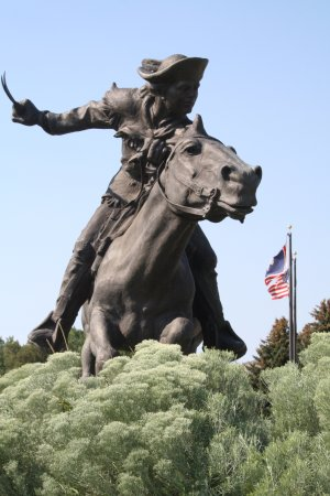 Buffalo Bill Center of the West: Buffalo Bill museum #7