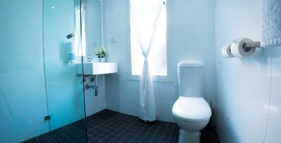 Botany, Australien: Waterworks Hotel accommodation has modern amenities