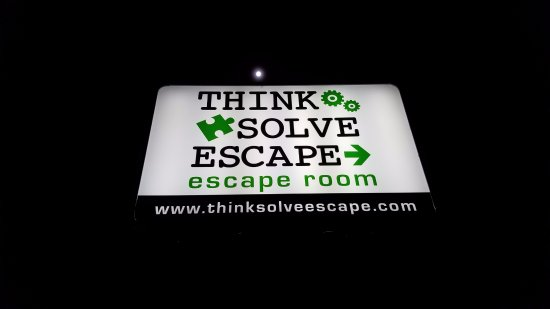 Think Solve Escape: Escape Room