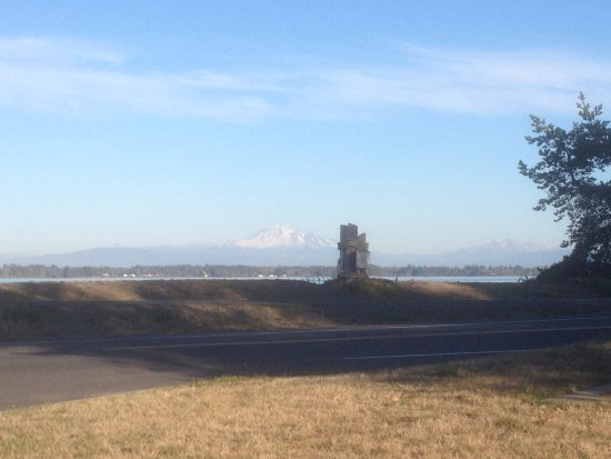 Blaine, واشنطن: Mt. Baker