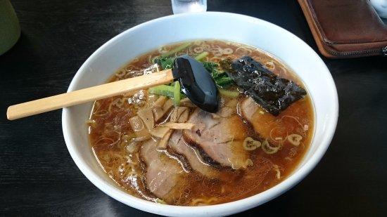 Hiratsuka, Japón: チャーシュー麺(1.5倍盛り)