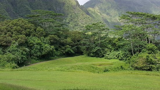 Kaneohe, HI: Ko'olau Golf Club