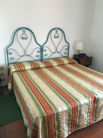 Royal Sporting Hotel: Camera da letto