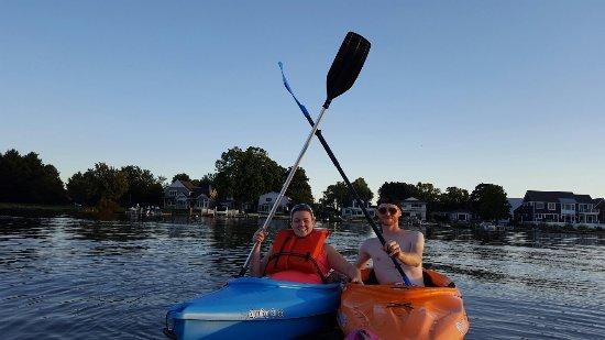 Spring Lake, Мичиган: 20160920_190832_large.jpg