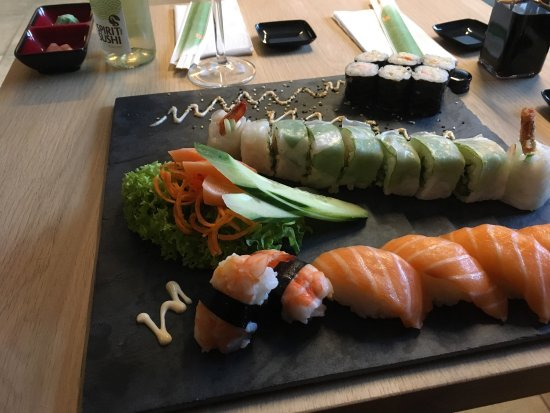 Nivelles, เบลเยียม: SoZo Sushi
