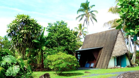 Muri Beach Cottages: The Garden Studio   Fully Self Contained Budget  Accomadation