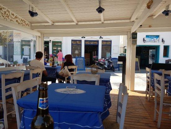 Kamares, Grækenland: restaurant