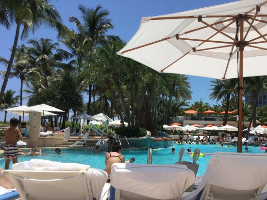 Loews Miami Beach Hotel April 2016 Pre Renovations
