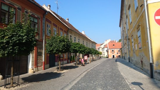 Koszeg, Ungarn: Köszeg - old town