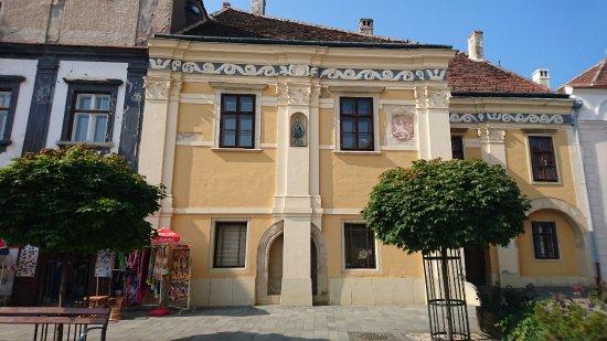 Koszeg, Ungarn: Köszeg - interesting architecture