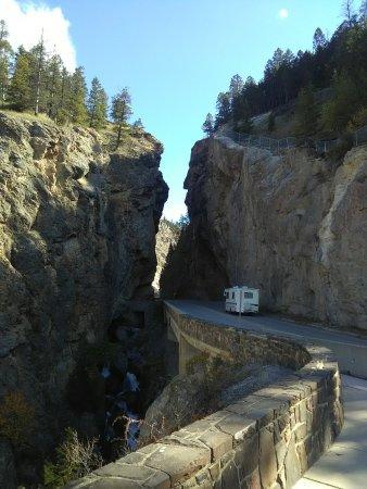 Radium Hot Springs, Canada: IMG_20160921_115716_large.jpg