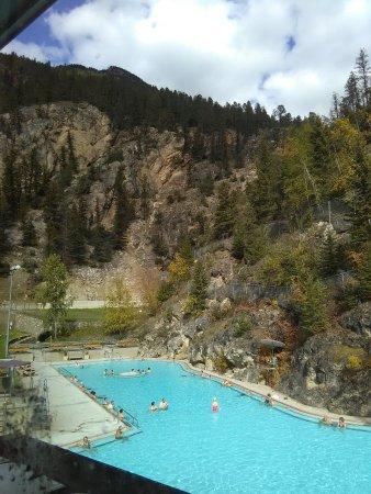 Radium Hot Springs, Canada: IMG_20160921_145158_large.jpg